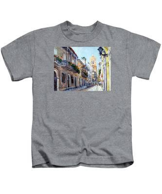 Cartagena Colombia Kids T-Shirt