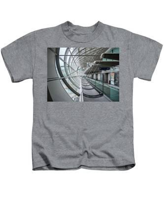 Charles De Gaulle Kids T-Shirt