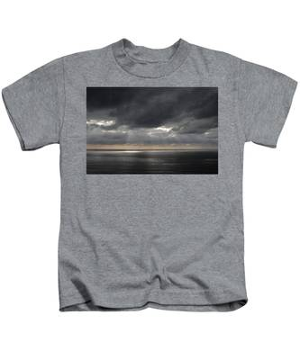 Clearing Storm Kids T-Shirt