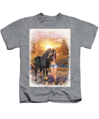 Country Memories 2 Kids T-Shirt