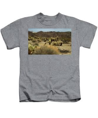 Desert Beauty Kids T-Shirt