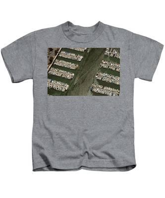 Dingy Ride Kids T-Shirt