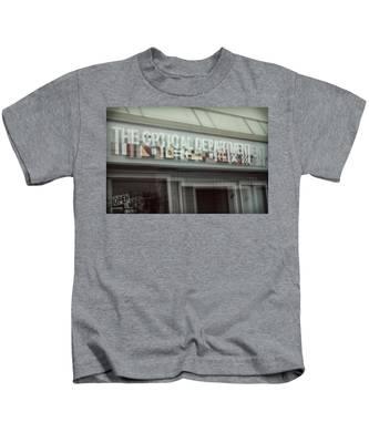 Double Vision Kids T-Shirt