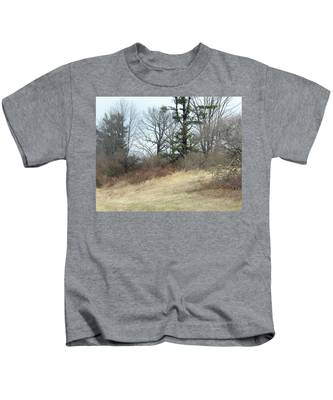 Dry Field Kids T-Shirt