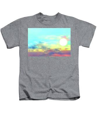 Early Morning Rise- Kids T-Shirt