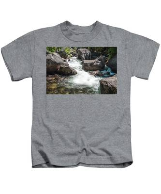 Easy Waters- Kids T-Shirt