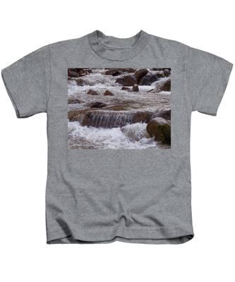 Ellenville Waterfall Kids T-Shirt