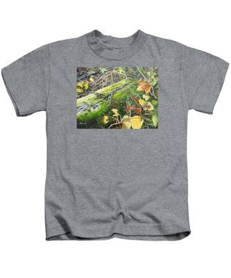 If There Were Fairies Kids T-Shirt