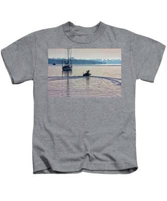 Into The Morning Light Kids T-Shirt