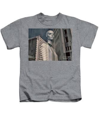 Journal Of A Solitude Kids T-Shirt