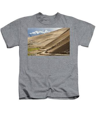 Less Traveled, Karzok, 2006 Kids T-Shirt