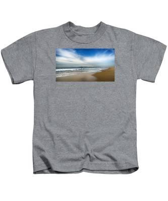 Loan Sufer Kids T-Shirt