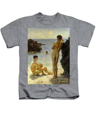 Lovers Of The Sun Kids T-Shirt