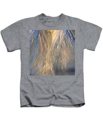 Mountain Abstract 3 Kids T-Shirt