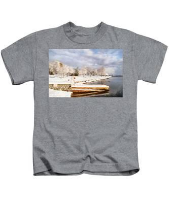 No Swimming Kids T-Shirt