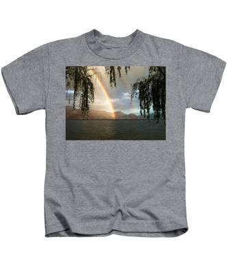 Okanagan Rainbow Kids T-Shirt