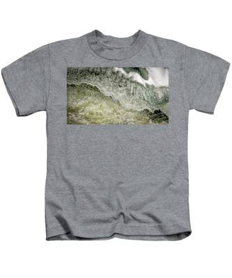 Rushing Water Kids T-Shirt