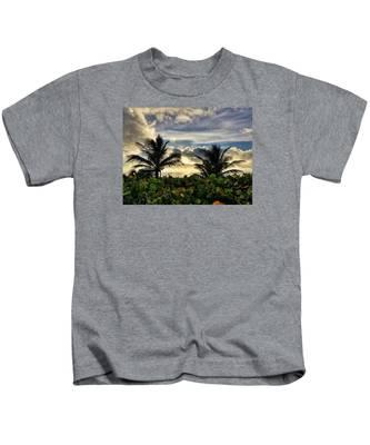 Sea Grapes And More Kids T-Shirt