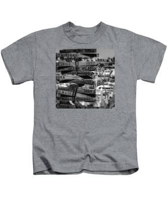 Show Me The Way... Kids T-Shirt