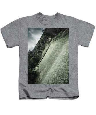Sideways  Kids T-Shirt