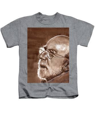 Sketch Of Bill Kids T-Shirt