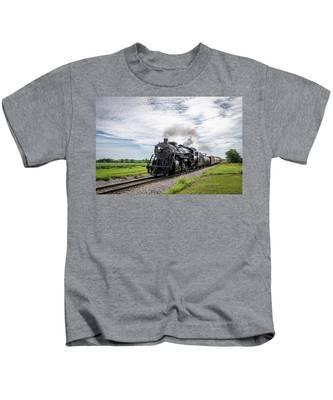 Soo 1003 At Darien Kids T-Shirt