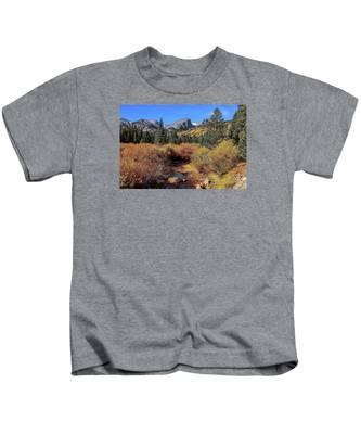 Storm Pass Trail Kids T-Shirt