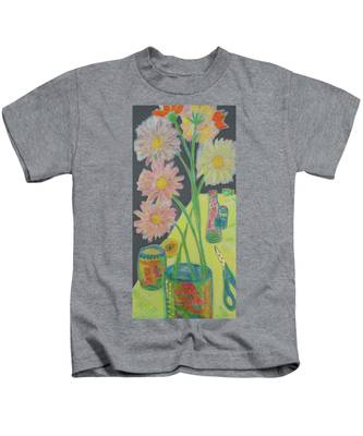 Table Scape Kids T-Shirt