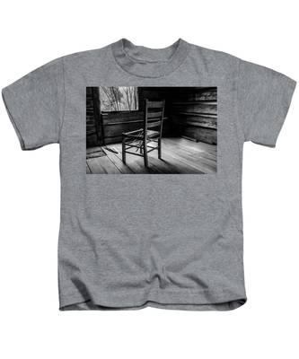 The Broken Chair Kids T-Shirt