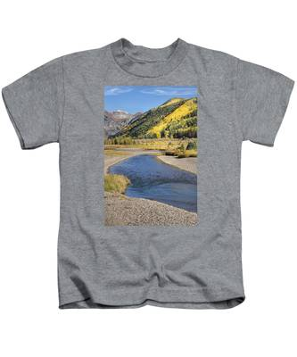The San Miguel In Autumn Kids T-Shirt