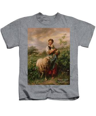 The Shepherdess Kids T-Shirt