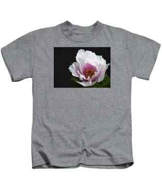 Tree Paeony I Kids T-Shirt