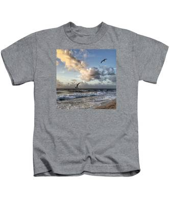 Triple Trouble Kids T-Shirt
