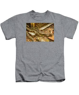 Twisted Root Kids T-Shirt