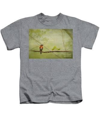 Until Spring Kids T-Shirt