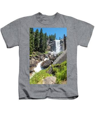 Vernal Falls- Kids T-Shirt