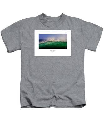 Wave Crest Kids T-Shirt