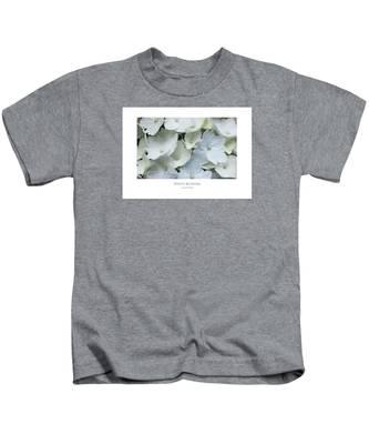 White Blossom Kids T-Shirt