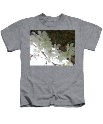 Dogwood Branch Kids T-Shirt