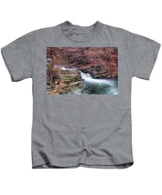 Small Falls Kids T-Shirt
