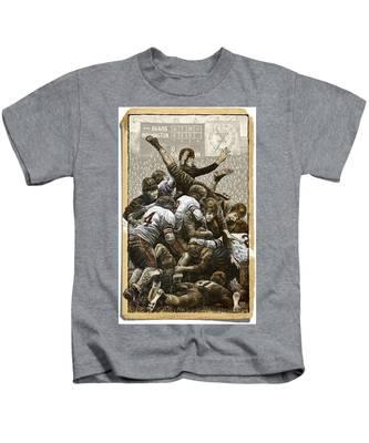 1940 Chicago Bears Kids T-Shirt
