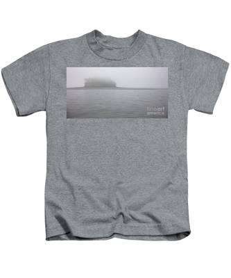 Cutts Island State Park Kids T-Shirt