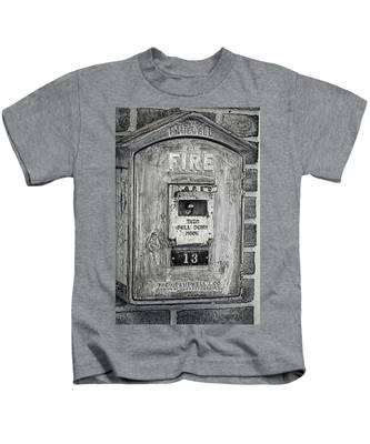 Firebox Kids T-Shirt
