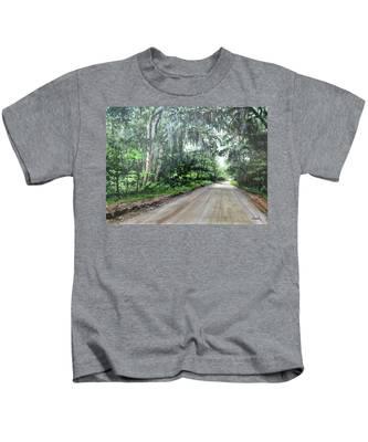 Island Road Kids T-Shirt
