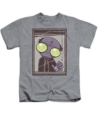Window Kids T-Shirts