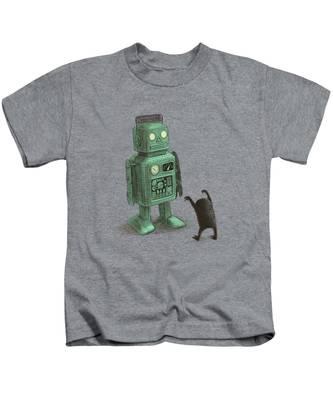 Science Fiction Kids T-Shirts