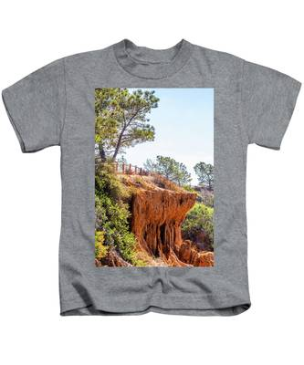 San Diego Landscape Kids T-Shirt