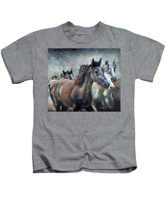 Stampede Kids T-Shirt