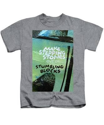 Stepping Stones Kids T-Shirt