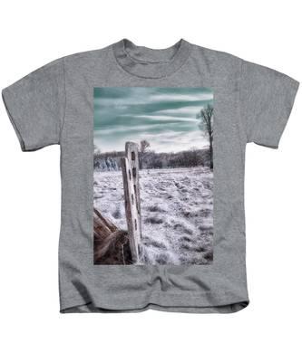 Two Posts Kids T-Shirt